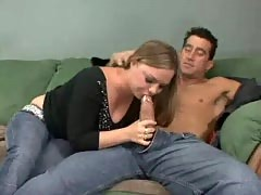 Katy Karson Squeezes Cum Out Of Cocks With Her Fat Thighs.