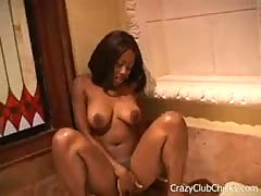 Ebony Gets Harcored After Party