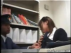 Japanese schoolgirl forced for shoplifting 17