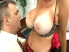 Hot Mature Busty Blonde Cougar Brittany O'Neil