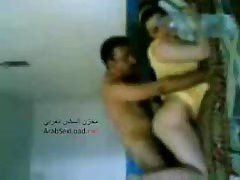 Homemade arab couple fuck agmad neek