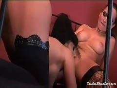 Sandra shine & aletta ocean
