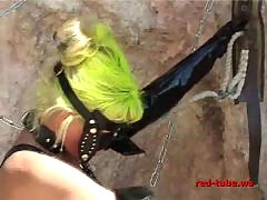 Mistress let slaves fucking outdoor - Part 1 of 2