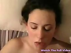 Amateur facials compilation