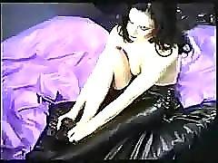 Dita von teese in rubber