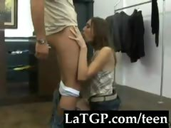 Latina Seduction Over a Guy Who Just Had His Girlfriend Pregnant