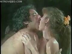 Aja Takes Ron Jeremy's Cock