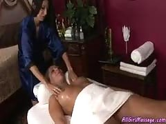 Hot Massage Client Asks for a Happy Ending