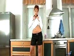 Redhead Milf and Lesbian Mature Girlfriend