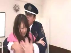 Japanese Security Guard Rape