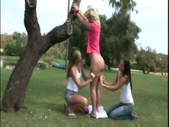 Lesbians in the Park