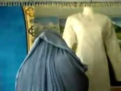 Hazara afghan girl fucked by a tajik dude