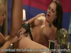 Horny Wicked Babes Fuck Like Animals In This Hot Video.