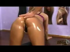 FUCKING OILED ASS - MEMBER REQUEST.