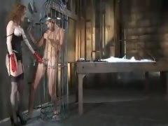 Audrey's Prison Fetish