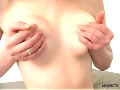 Justine joli - masturbation