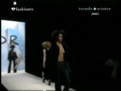 Best of fashion tv - part 5 - model oops