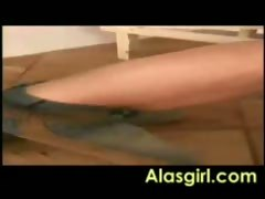 2 girl kicnig him and than making love part-1