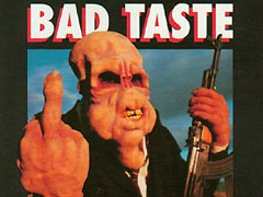 Bad Taste - Full Horror Movie .