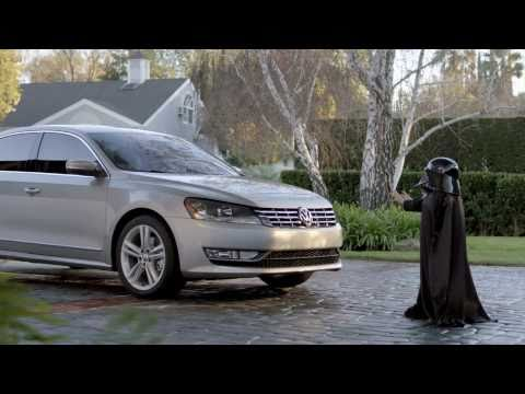 Volkswagen Commercial: The Force.